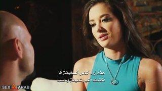 هل تنظر الى طيزي يا أخي؟   نيك محارم مترجم أنبوب الجنس العربي